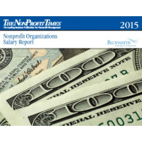 2015 Nonprofit Organizations Salary Report
