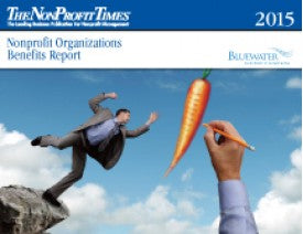 2015 Nonprofit Organizations Benefits Report