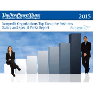 2015 Nonprofit Organizations Top Executive Positions Salary and Special Perks Report