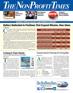 Digital Subscription to The NonProfit Times