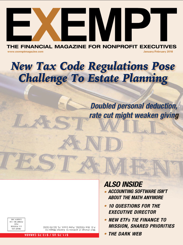 Digital Subscription to Exempt Magazine