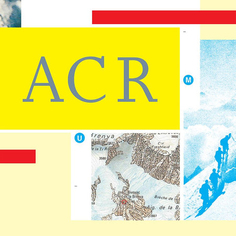 A Certain Ratio - Force LIMITED LP (yellow, reissue +download) - MUSIC SAVES