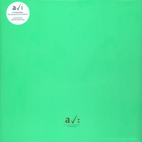 A Certain Ratio - The Graveyard And The Ballroom LIMITED LP (reissue +download) - MUSIC SAVES