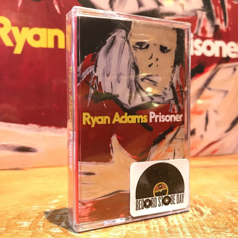 Adams, Ryan - Prisoner LIMITED Cassette (red) - MUSIC SAVES