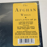 Afghan Whigs, The - Gentlemen At 21 Limited Edition Deluxe 3LP (+photo, sticker, door hanger) - MUSIC SAVES