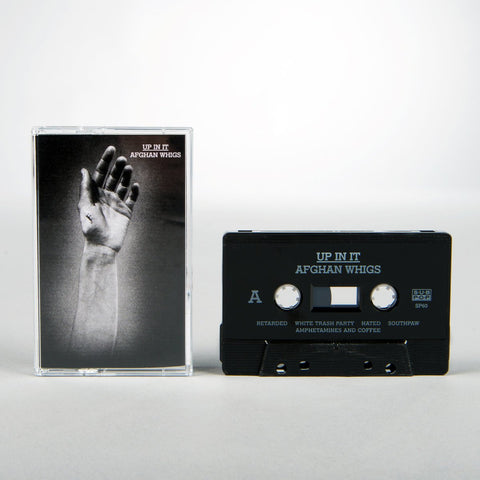 Afghan Whigs, The - Up In It Cassette (black) - MUSIC SAVES