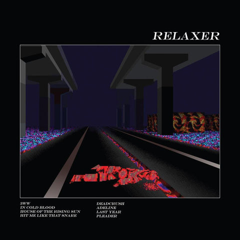 alt-J - Relaxer LP (+download) - MUSIC SAVES