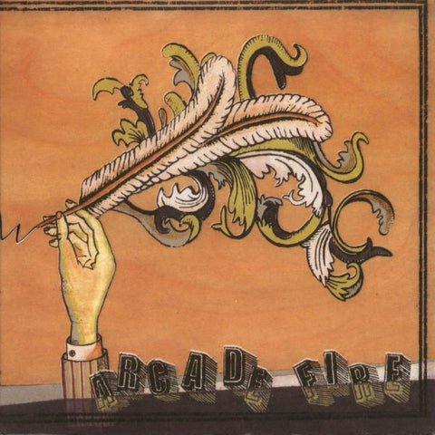 Arcade Fire - Funeral LP (+download) - MUSIC SAVES