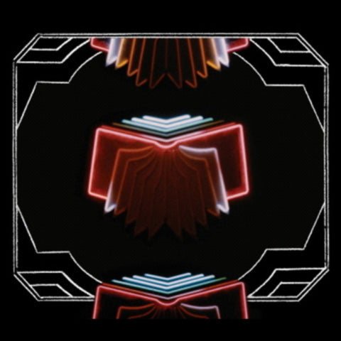 Arcade Fire - Neon Bible 2LP (+download, etching) - MUSIC SAVES