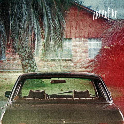 Arcade Fire - The Suburbs 2LP (+download) - MUSIC SAVES