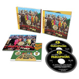 Beatles, The - Sgt. Pepper's Lonely Hearts Club Band Anniversary Edition 2CD (+booklet)