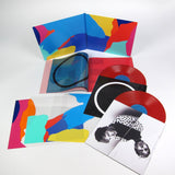 Beck - Colors LIMITED Deluxe Edition 2LP (red, 45rpm +download, art, booklet) - MUSIC SAVES