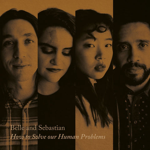 Belle And Sebastian - How To Solve Our Human Problems 12-inch ep (Part One) - MUSIC SAVES