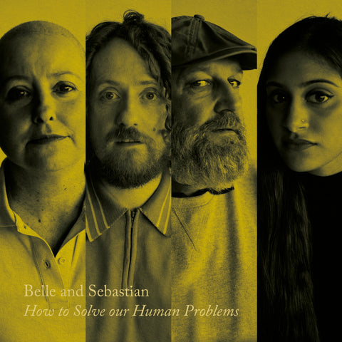 Belle And Sebastian - How To Solve Our Human Problems 12-inch ep (Part Two) - MUSIC SAVES