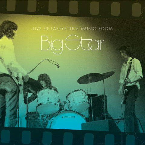 Big Star - Live At Lafayette's Music Room 2LP (+download) - MUSIC SAVES