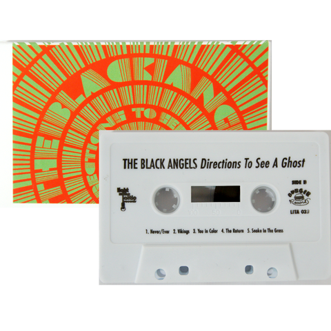 Black Angels, The - Directions To See A Ghost Cassette