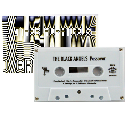 Black Angels, The - Passover Cassette