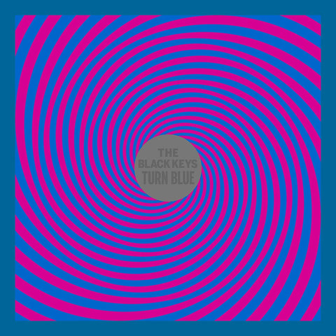 Black Keys, The - Turn Blue CD