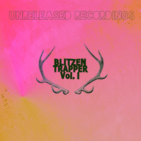 Blitzen Trapper - Unreleased Recordings Vol. 1: Waking Bullets At Breakneck Speed LIMITED LP - MUSIC SAVES