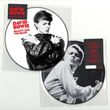 Bowie, David - Beauty And The Beast 40th Anniversary 7-inch (picture disc) - MUSIC SAVES
