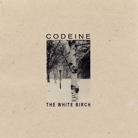 Codeine - The White Birch 2LP+CD