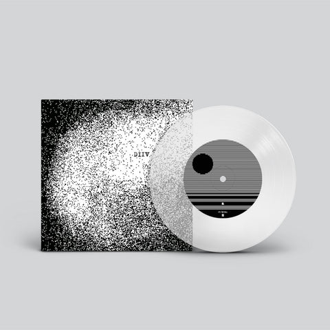 DIIV - Covers LIMITED 7-inch (clear)