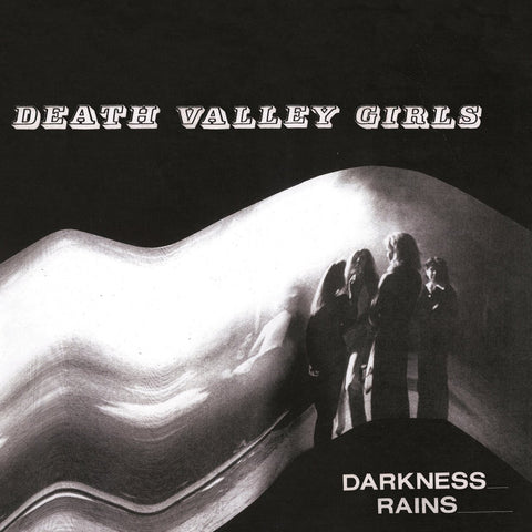 Death Valley Girls - Darkness Rains LIMITED LP (red/black +download, poster)