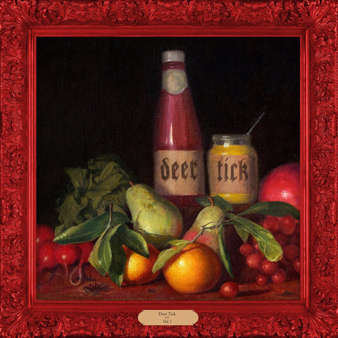Deer Tick - Vol. 1 LP (red +download) - MUSIC SAVES