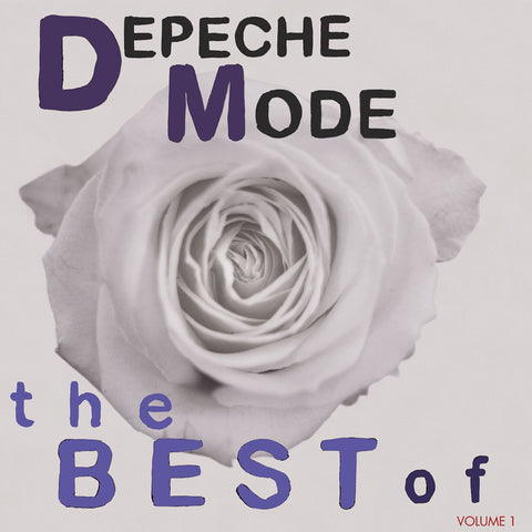 Depeche Mode - The Best Of Volume 1 3LP - MUSIC SAVES