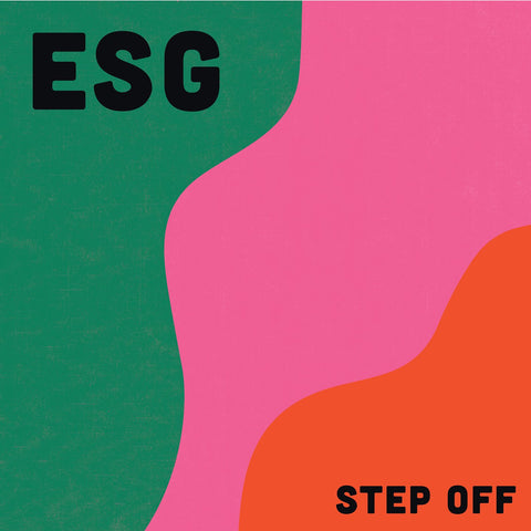 ESG - Step Off LP (pink +download) - MUSIC SAVES