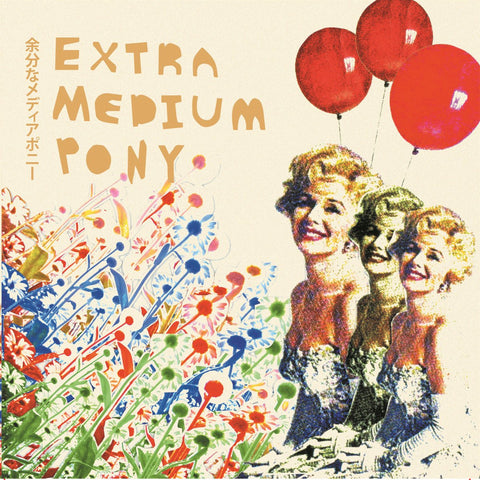 Extra Medium Pony - Meaninglessness LP (+download)