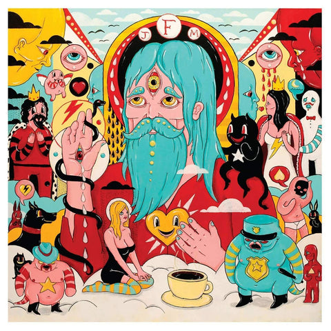 Father John Misty - Fear Fun LP (+download)