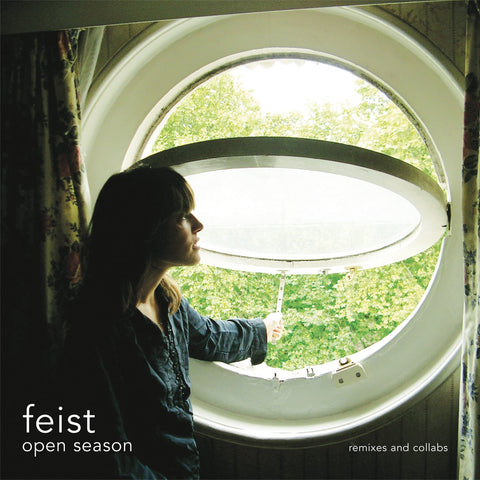 Feist - Open Season: Remixes And Collabs LP (+download) - MUSIC SAVES