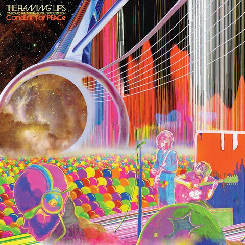 Flaming Lips, The - Onboard The International Space Station: Concert For Peace CD - MUSIC SAVES