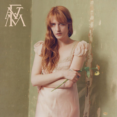 Florence + The Machine - High As Hope LP (+booklet)