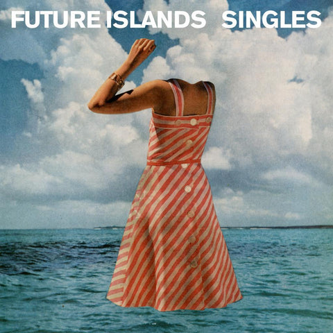 Future Islands - Singles Cassette (white)
