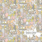Gibbard, Benjamin - Bandwagonesque LIMITED LP+7-inch (+download)