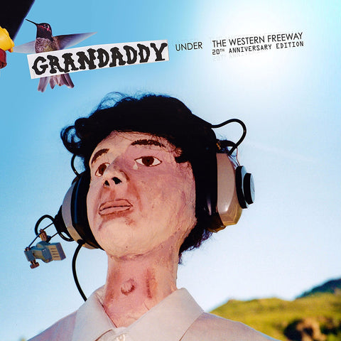 Grandaddy - Under The Western Freeway 20th Anniversary Edition 2LP (yellow/blue +booklet) - MUSIC SAVES