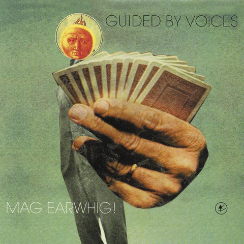 Guided By Voices - Mag Earwhig! LP (reissue) - MUSIC SAVES