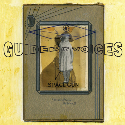 Guided By Voices - Space Gun LP (+download)