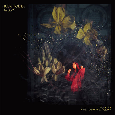 Holter, Julia - Aviary LIMITED 2LP (clear +download)