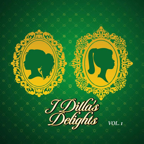 J Dilla - J Dilla's Delights Vol. 1 LIMITED LP (green) - MUSIC SAVES