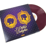 J Dilla - J Dilla's Delights Vol. 2 LIMITED LP (purple) - MUSIC SAVES