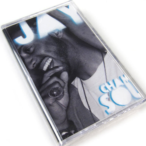 Jaylib - Champion Sound Cassette