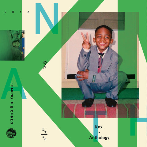 KNXWLEDGE - Anthology 2LP (+download)