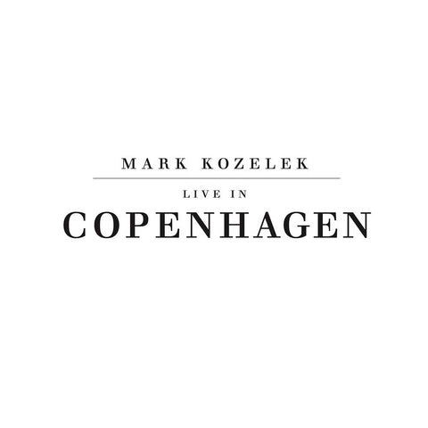 Kozelek, Mark - Live In Copenhagen LIMITED 2LP