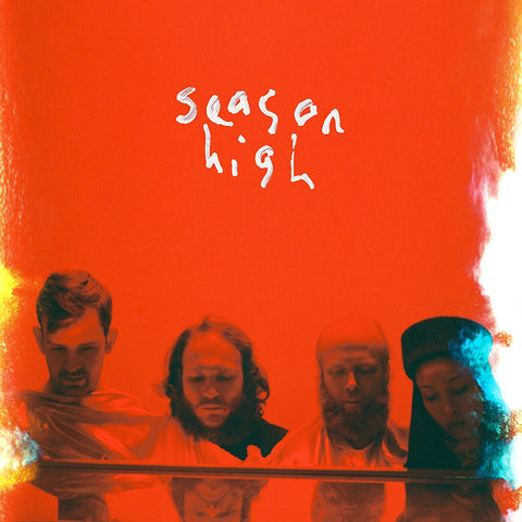 Little Dragon - Season High LP (white +download)
