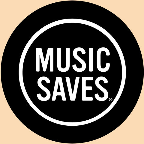 MUSIC SAVES gift cards!