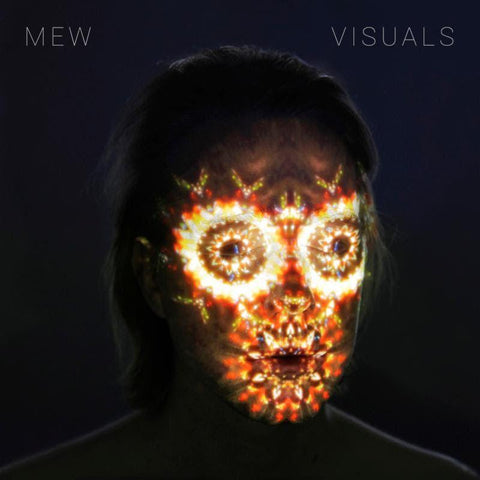 Mew - Visuals LIMITED, INDIE EXCLUSIVE LP (3D cover +download, 3D glasses)
