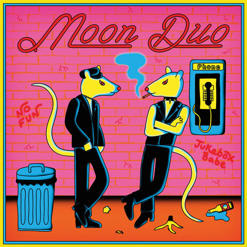 Moon Duo - Jukebox Babe/No Fun 12-inch - MUSIC SAVES